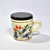 Tasse à thé couverte - Weinachtsbach - West Germany