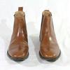 Boots homme ASOS en cuir fauve taille 42