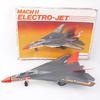 Avion Mach 2 electro-jet Joustra