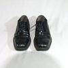 Derbies en cuir noir  EASY LIFE taille 40