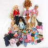 Lot de 4 Barbies et un ken My Scene 1999