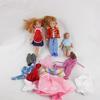Lot de 3 poupées et accessoires Martine Casterman 2005