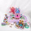 Lot Polly pocket bluebird  Disney et vivid imaginations 1995-1996