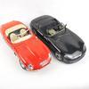 Lot de 2 voitures miniatures Jaguar et Viper Burago 1/18