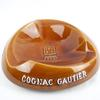 Grand cendrier Cognac Gauthier