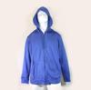 Veste de survêtement bleu NIKE taille XL