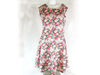 Robe fleurie  ATMOSPHERE  taille 40