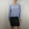 Blouse a rayures - Bershka - Taille L