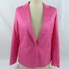 Veste droite rose Zara Woman taille M
