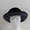 Chapeau noir et gris -Evelyne Freschi- 56