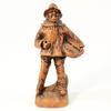 Statuette en terre cuite Francis Lascour