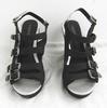 Sandales compensées tendance