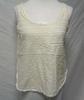 Débardeur blanc en coton - Christian Dior - taille S