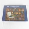 Puzzle La Bibliothèque Vintage 1000 pièces Bluebird Puzzle