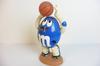Distributeur de Bonbons M&M's Bleu joueur de basket