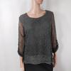 Pull superposé - Made in Italy -Taille M
