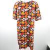 Robe oversize à motifs asiatiques - TU
