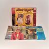 Lot 5 Vinyles 45 T Johnny Hallyday