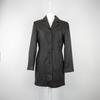manteau Cuir de Porc coupe droite - Anna Polare - 40