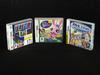 Lot de 3 jeux Nintendo DS : Tetris, Littlest Pet Shop, Meteos Disney Magic.