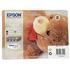 Neuf sous blister Cartouche encre imprimante Epson T0615 multipack