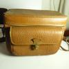 Sacoche de photographe vintage en cuir