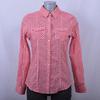 Chemise à carreaux vichy rouge - Mim - M