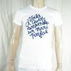 T-Shirt Homme Blanc T M.