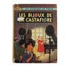 BD les aventures de Tintin Les bijoux de la Castafiore Hergé Ed. Casterman 1963