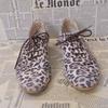 Derbies à imprimés léopard - Costa Costa - T36