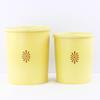 Deux boîtes - Tupperware Soleil vintage
