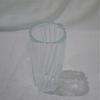 Vase transparent (cristal ?)