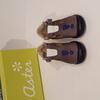 Chaussures d'été enfants , Aster Baboum gris , pointure 18
