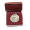 Médaille en argent signée Muller