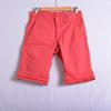 Short chino stretch rouge homme - Teddy Smith - 38