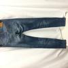 jean bleu délavé taille 36  - ZARA