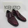 Paire neuve de chaussures en cuir - Kenzo - Pointure 44