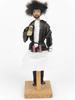 Figurine vintage à collectionner 2 - Jerusalem Art - Fait main par SABRA