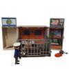 Lot Playmobil coffre poste de police prison 5421 Jouet à partir de 4 ans