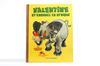 Valentine et « Caramel » en Afrique, album écrit et illustré par Maurice Parent