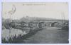Carte postale de Laroche, le pont du PLM - 1909