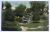 Carte postale Roubaix, le parc Barbieux – non datée
