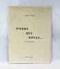 Livret de 9 Lithographies - Pierre Guéret (signées, dédicace, 1963)