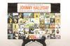 La collection officielle en sticks des albums de  Johnny Hallyday