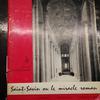 Saint Savin patrimoine roman  brochure fresques (brochure)
