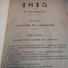 1815 Waterloo