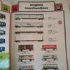 Lot de pieces Circuit train HO  Jouef