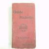 Guide Michelin année  1908