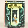 Vol 714 pour Sydney par Hergé 1968