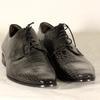 Chaussures hommes Lagerfeld noire T:40 façon python